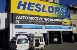 Heslops Motor Group