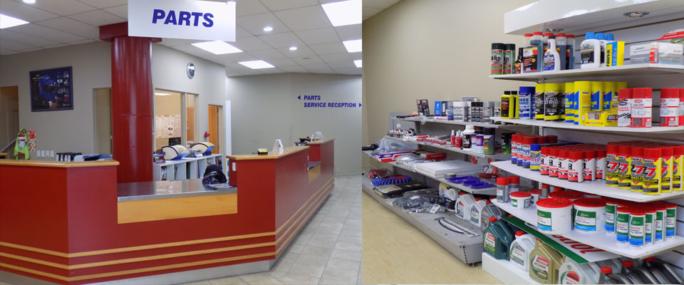 Heslops Motor Group Parts Department